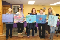 Expressive Paint Party!