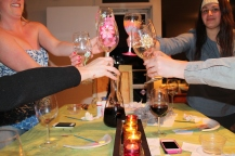 Wine Glass Party